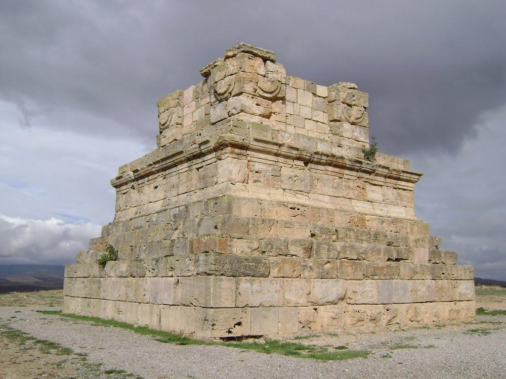 Tomb of Masinissa, Cirta/Constantine, Algeria