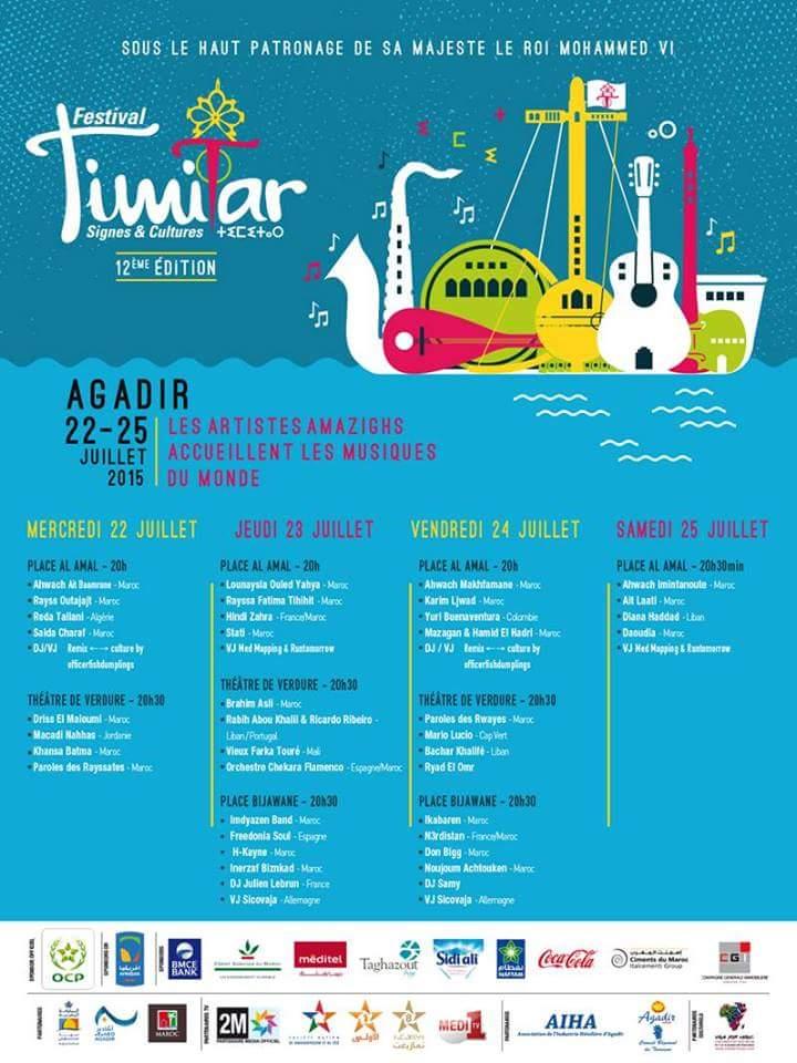 TIMITAR Festival