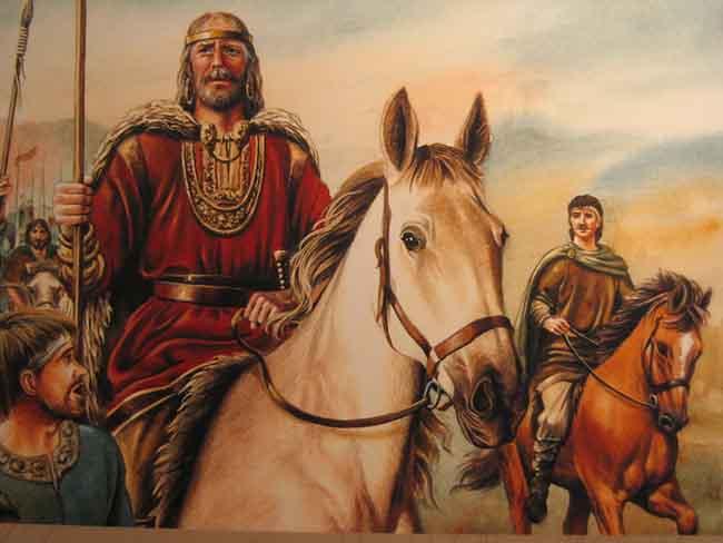 Celtic-Amazigh