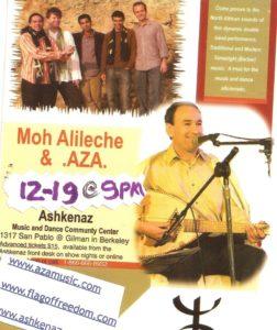 Moh Alileche & AZA