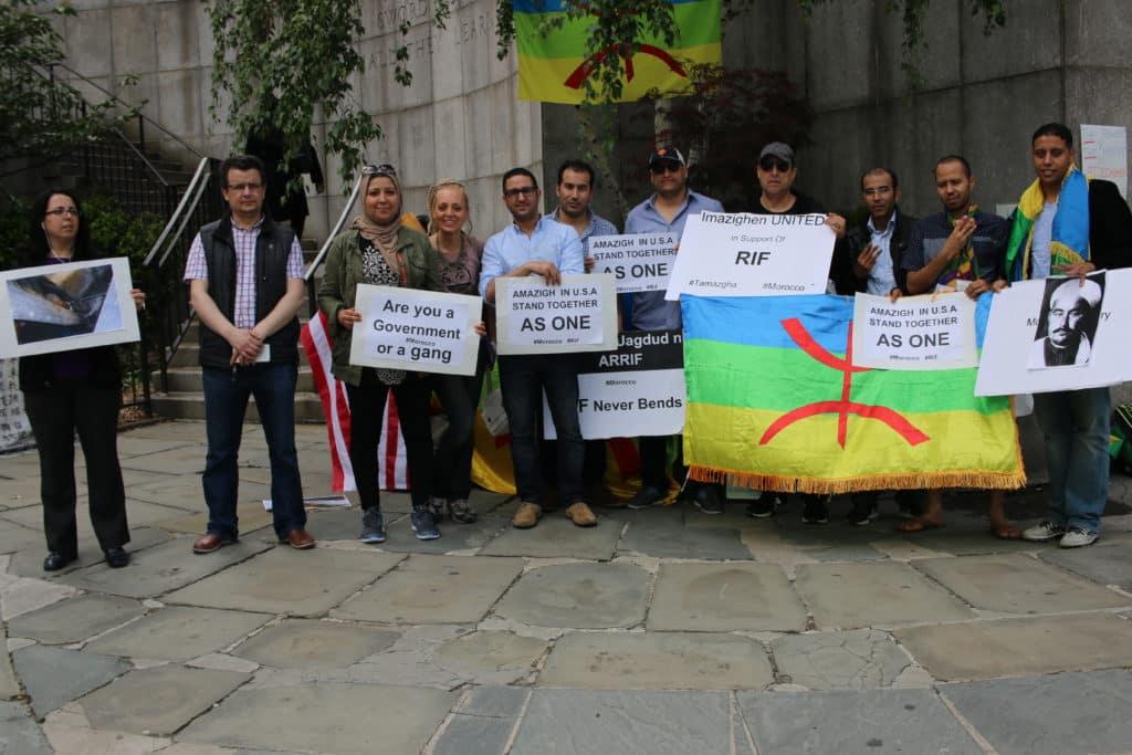 Amazigh in US