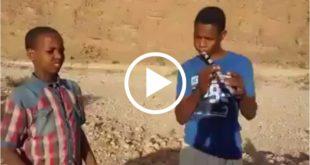 Amazigh kids