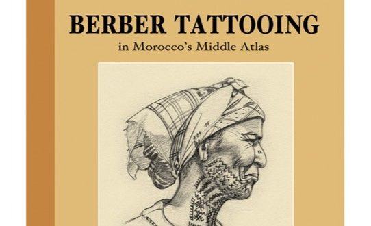 Berber Tattooing